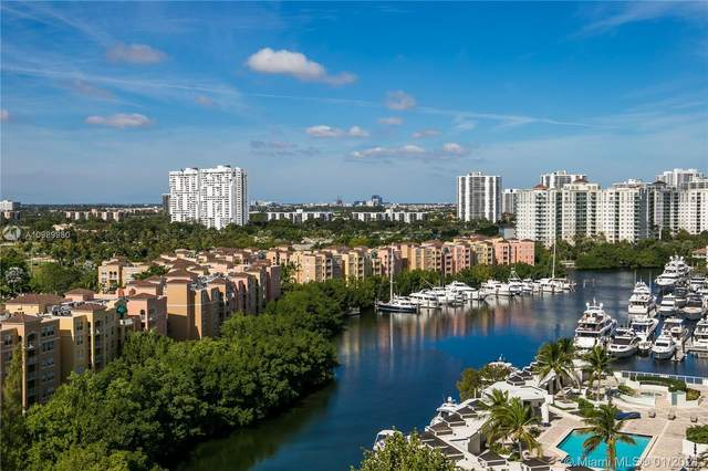 19400 Turnberry Way #1132, Aventura, FL 33180 (MLS #A10989980) :: Castelli Real Estate Services