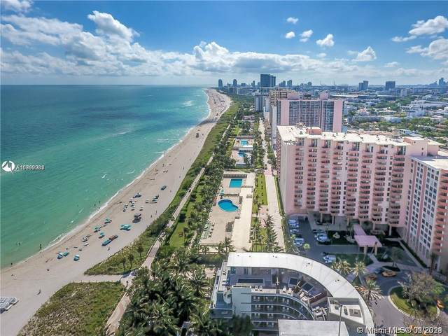 2899 Collins Ave #518, Miami Beach, FL 33140 (MLS #A10990063) :: Search Broward Real Estate Team