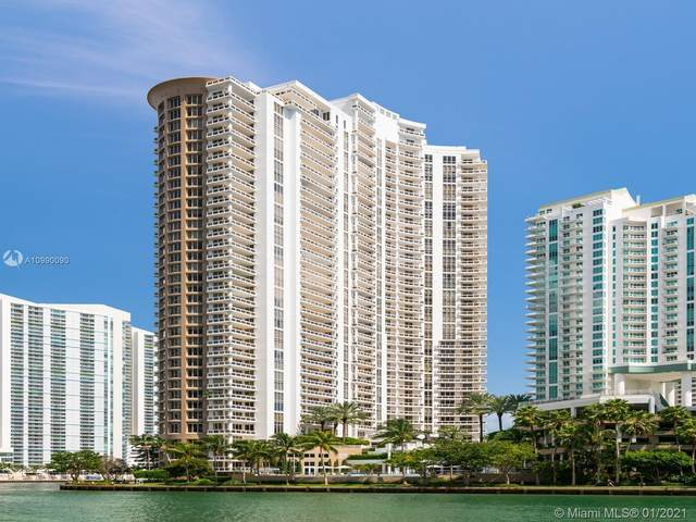 901 Brickell Key Blvd #2906, Miami, FL 33131 (MLS #A10990090) :: Jo-Ann Forster Team