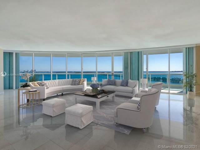 2127 Brickell Ave #2601, Miami, FL 33129 (MLS #A10990101) :: The Riley Smith Group