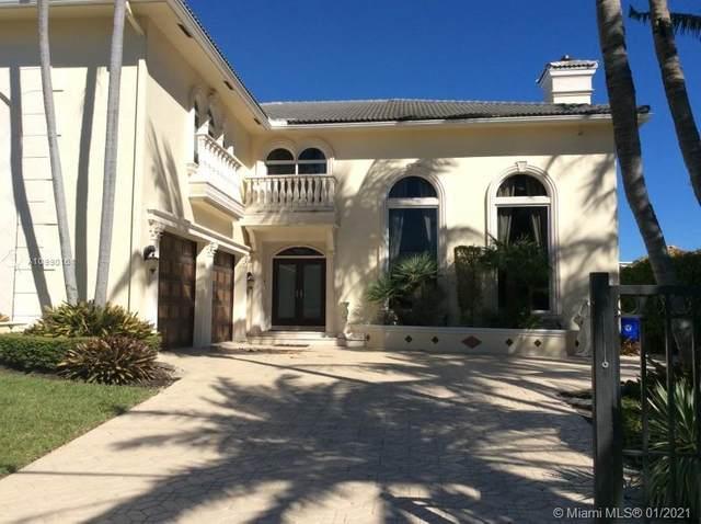 2501 Sea Island Dr, Fort Lauderdale, FL 33301 (MLS #A10990161) :: Laurie Finkelstein Reader Team