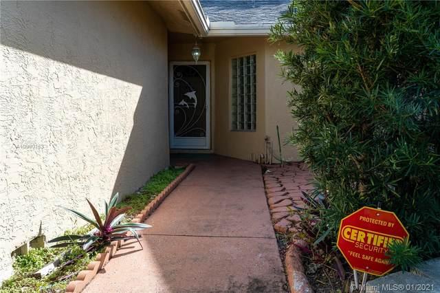 9730 NW 76 #9730, Tamarac, FL 33321 (MLS #A10990163) :: Green Realty Properties