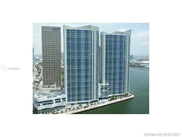 335 S Biscayne Blvd #3608, Miami, FL 33131 (MLS #A10990204) :: Compass FL LLC