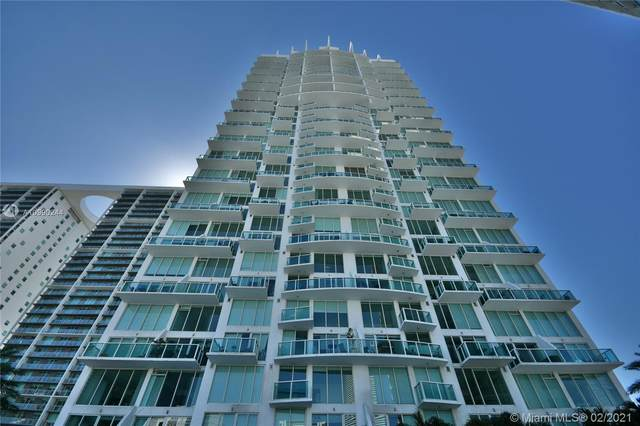 41 SE 5th St #1307, Miami, FL 33131 (MLS #A10990244) :: Prestige Realty Group