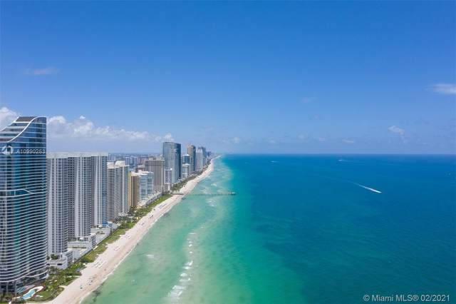 16001 Collins Ave #2602, Sunny Isles Beach, FL 33160 (MLS #A10990253) :: Jo-Ann Forster Team