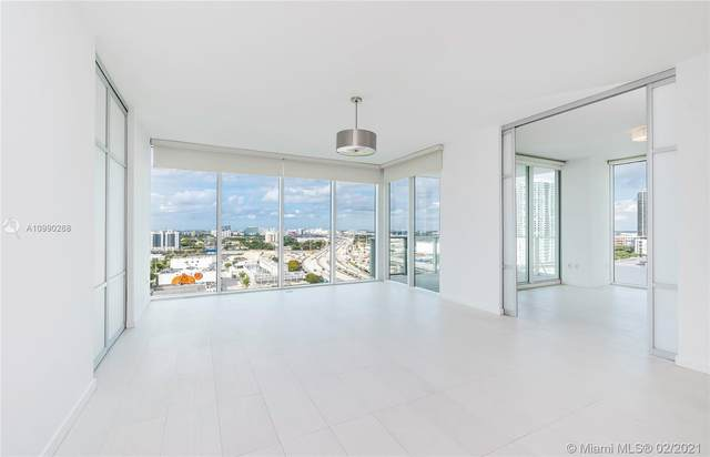 1040 Biscayne Blvd #1406, Miami, FL 33132 (MLS #A10990268) :: Podium Realty Group Inc