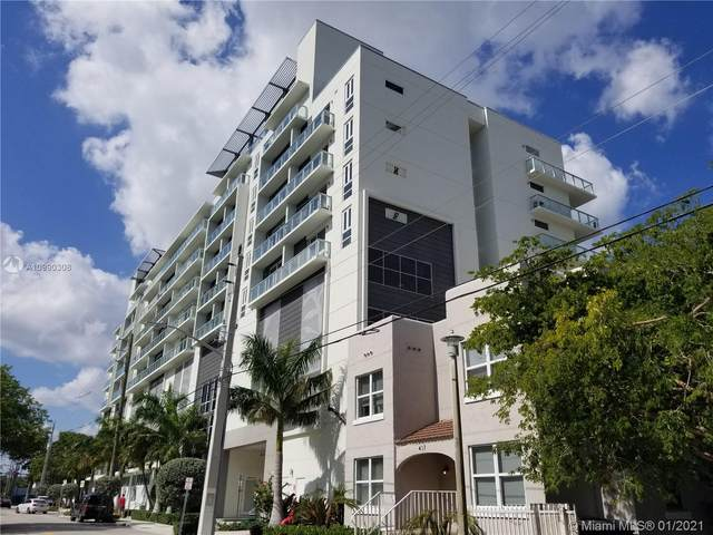 321 NE 26 ST #709, Miami, FL 33137 (MLS #A10990308) :: Douglas Elliman