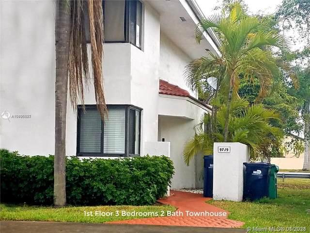9719 SW 138th Ave #9719, Miami, FL 33186 (MLS #A10990327) :: Castelli Real Estate Services