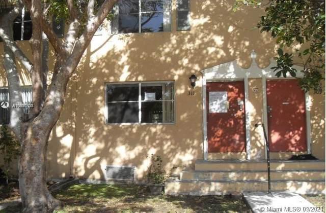 311 NW 84th St #311, Miami, FL 33150 (MLS #A10990330) :: Douglas Elliman
