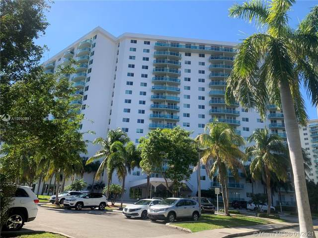 19380 Collins Ave #625, Sunny Isles Beach, FL 33160 (MLS #A10990381) :: The Teri Arbogast Team at Keller Williams Partners SW