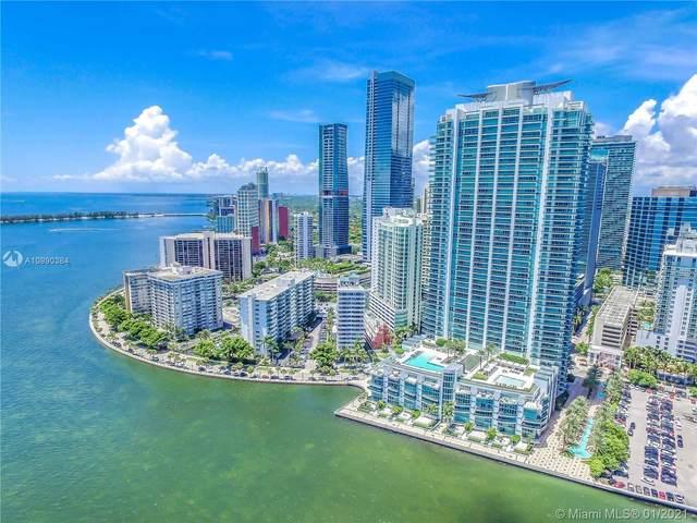 1402 Brickell Bay Dr #1001, Miami, FL 33131 (MLS #A10990384) :: The Teri Arbogast Team at Keller Williams Partners SW