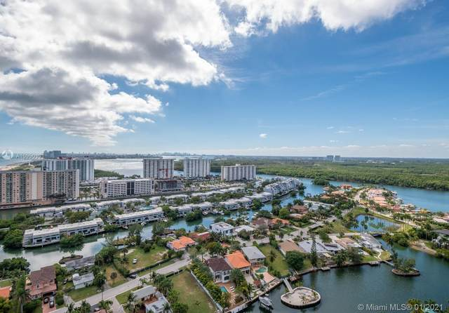 16400 Collins Ave #2843, Sunny Isles Beach, FL 33160 (MLS #A10990391) :: Castelli Real Estate Services