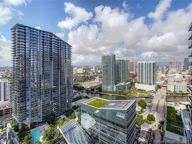 801 S Miami Ave #3509, Miami, FL 33130 (MLS #A10990422) :: Douglas Elliman