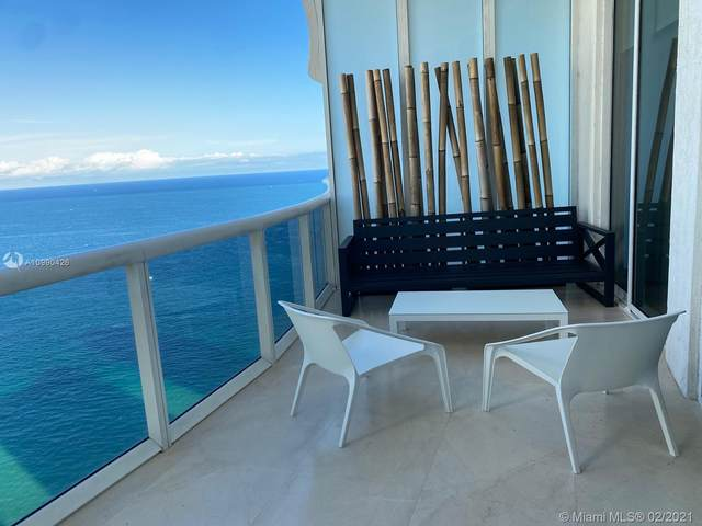 15901 Collins Ave #3203, Sunny Isles Beach, FL 33160 (MLS #A10990426) :: The Teri Arbogast Team at Keller Williams Partners SW