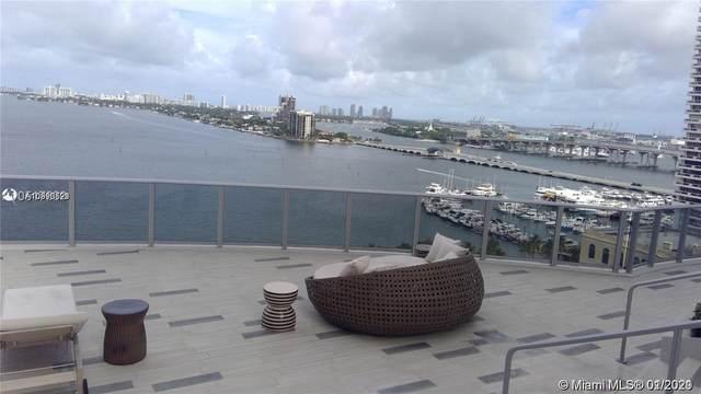 488 NE 18th St #4407, Miami, FL 33132 (MLS #A10990523) :: KBiscayne Realty