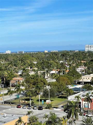 1720 Harrison St 10H, Hollywood, FL 33020 (MLS #A10990531) :: Prestige Realty Group