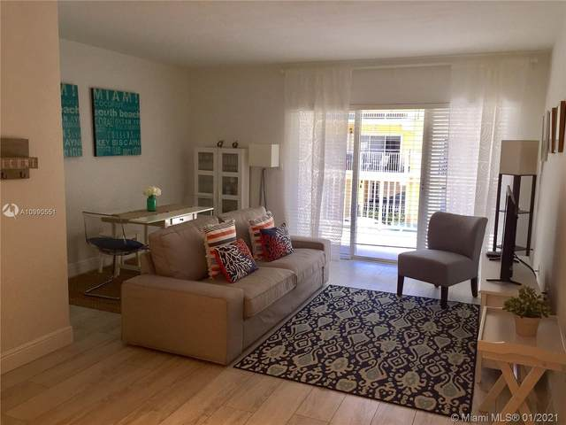 290 Sunrise Dr #201, Key Biscayne, FL 33149 (MLS #A10990551) :: Green Realty Properties