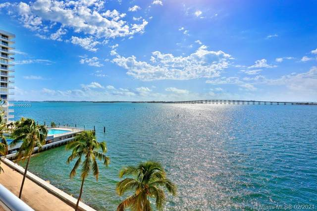 1541 SE Brickell Ave A1202, Miami, FL 33129 (MLS #A10990553) :: The Teri Arbogast Team at Keller Williams Partners SW