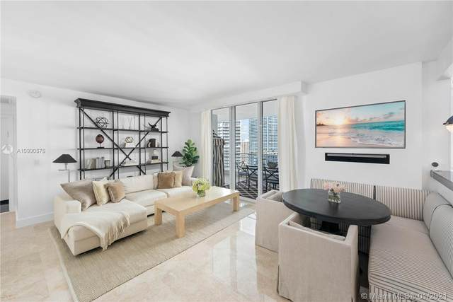 801 Brickell Key Blvd #2408, Miami, FL 33131 (MLS #A10990576) :: The Teri Arbogast Team at Keller Williams Partners SW