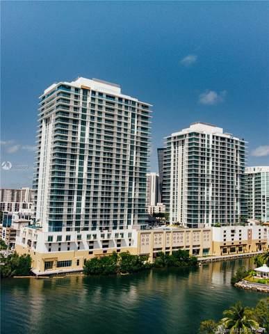 330 Sunny Isles Blvd 5-708, Sunny Isles Beach, FL 33160 (MLS #A10990579) :: Search Broward Real Estate Team