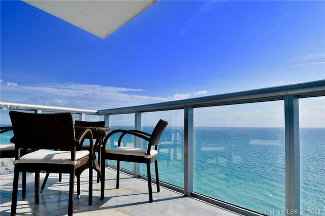 17001 Collins Ave #2307, Sunny Isles Beach, FL 33160 (MLS #A10990601) :: Castelli Real Estate Services