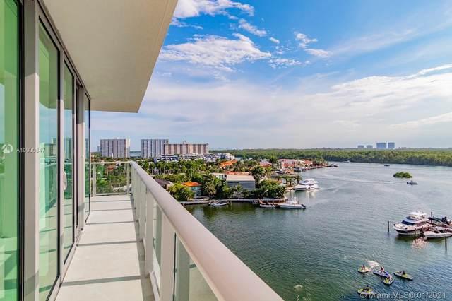 330 Sunny Isles Blvd 5-802, Sunny Isles Beach, FL 33160 (MLS #A10990647) :: Jo-Ann Forster Team