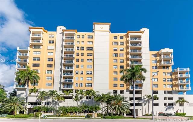 1625 N John F Kennedy Cswy 905B, North Bay Village, FL 33141 (MLS #A10990685) :: Prestige Realty Group