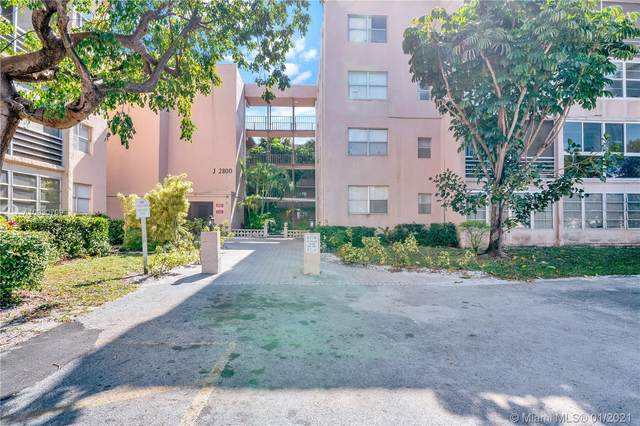 2800 Somerset Dr 404J, Lauderdale Lakes, FL 33311 (MLS #A10990709) :: Search Broward Real Estate Team