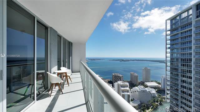 475 Brickell Ave #5109, Miami, FL 33131 (MLS #A10990728) :: Jo-Ann Forster Team