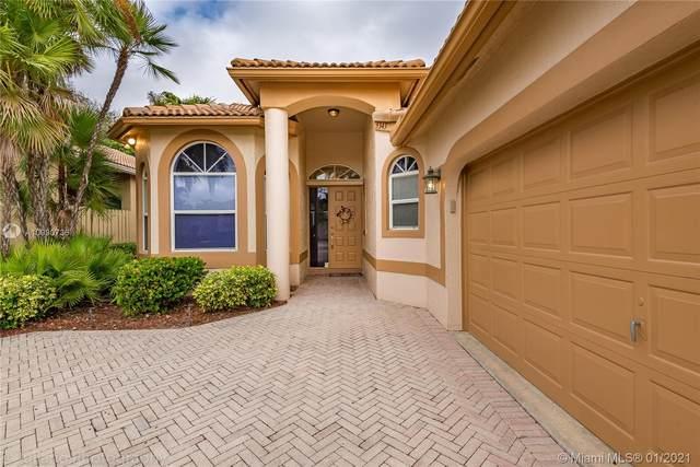 5343 Ventura Dr, Delray Beach, FL 33484 (MLS #A10990735) :: Green Realty Properties