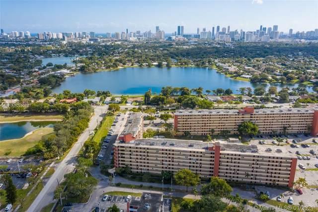1770 NE 191st St #308, Miami, FL 33179 (MLS #A10990757) :: Search Broward Real Estate Team