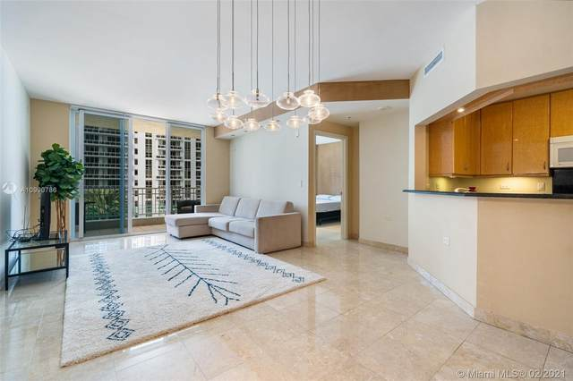 801 Brickell Key Blvd #806, Miami, FL 33131 (MLS #A10990786) :: Patty Accorto Team