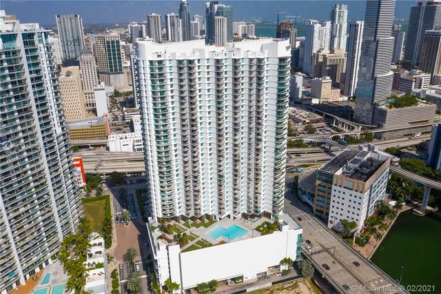 350 S Miami Ave #3906, Miami, FL 33130 (MLS #A10990789) :: The Teri Arbogast Team at Keller Williams Partners SW