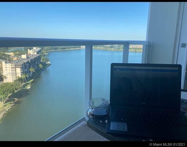 1301 NE Miami Gardens Dr Ph3w, Miami, FL 33179 (MLS #A10990855) :: Green Realty Properties