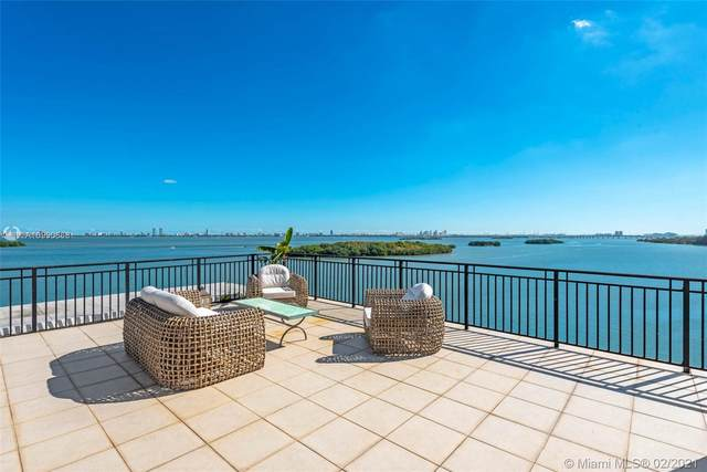770 NE 69th St Ph-9E, Miami, FL 33138 (MLS #A10990868) :: The Teri Arbogast Team at Keller Williams Partners SW