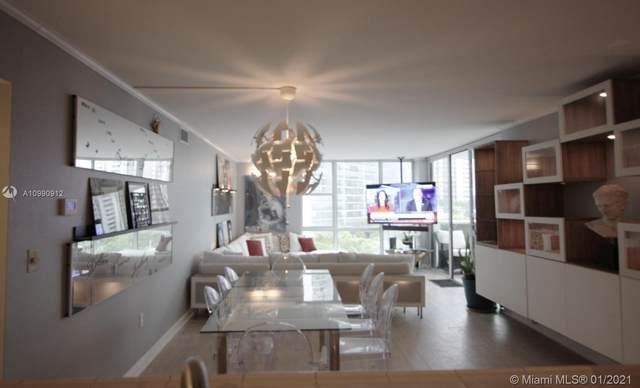 3675 N Country Club Dr #603, Aventura, FL 33180 (MLS #A10990912) :: Search Broward Real Estate Team
