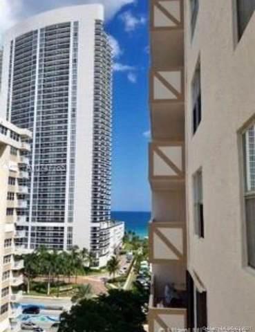 1865 S Ocean Dr 11B, Hallandale Beach, FL 33009 (MLS #A10990976) :: Search Broward Real Estate Team