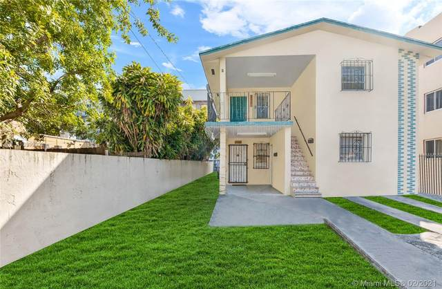 1218 NW 4th St, Miami, FL 33125 (MLS #A10990992) :: The Teri Arbogast Team at Keller Williams Partners SW