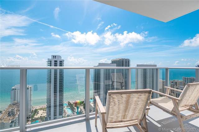 4010 S Ocean Dr #4007, Hollywood, FL 33019 (MLS #A10991063) :: The Riley Smith Group