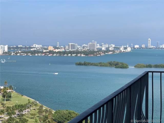 780 NE 69th St #2504, Miami, FL 33138 (MLS #A10991069) :: ONE | Sotheby's International Realty