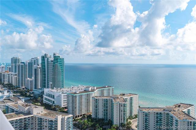 4010 S Ocean Dr #3405, Hollywood, FL 33019 (MLS #A10991076) :: Search Broward Real Estate Team