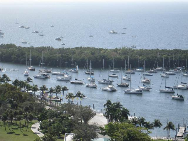 3400 SW 27th Ave #502, Coconut Grove, FL 33133 (MLS #A10991081) :: The Riley Smith Group