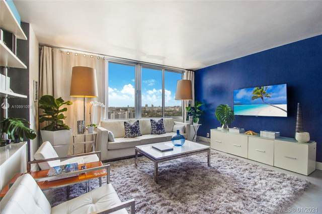1000 West Ave #1504, Miami Beach, FL 33139 (MLS #A10991098) :: Green Realty Properties