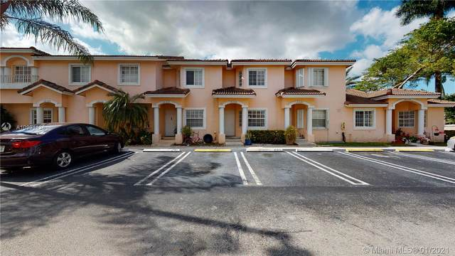 14266 SW 121st Pl #10, Miami, FL 33186 (MLS #A10991138) :: The Riley Smith Group