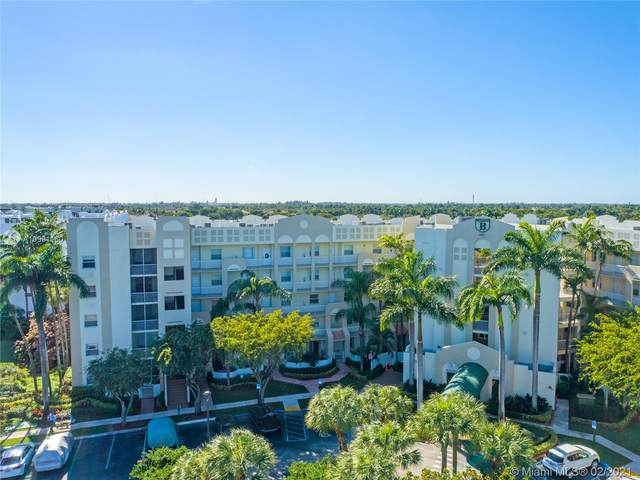 10750 NW 66th St #304, Doral, FL 33178 (MLS #A10991160) :: The Teri Arbogast Team at Keller Williams Partners SW