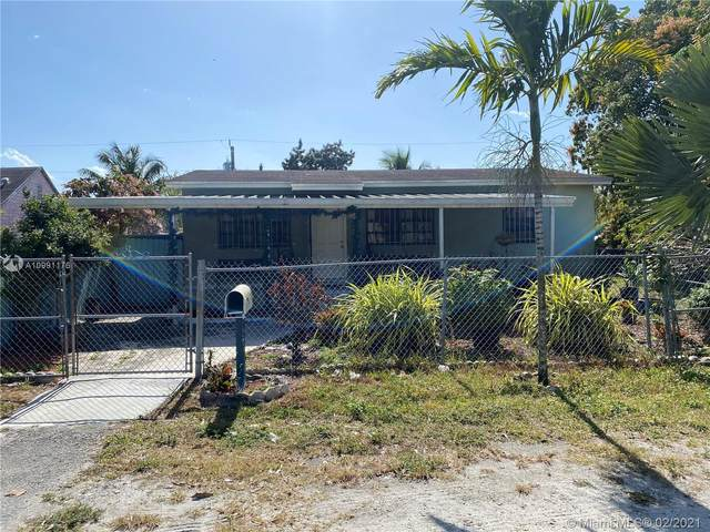 3120 NW 134th St, Opa-Locka, FL 33054 (MLS #A10991176) :: Onepath Realty - The Luis Andrew Group