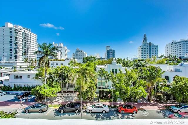 1750 James Ave 4F, Miami Beach, FL 33139 (MLS #A10991266) :: Compass FL LLC
