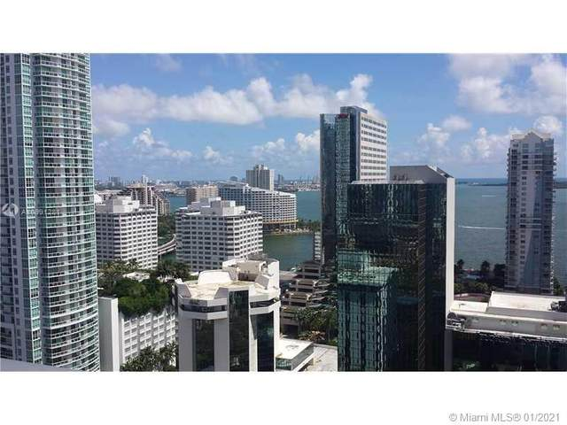 1050 Brickell Ave #2406, Miami, FL 33131 (MLS #A10991281) :: Green Realty Properties