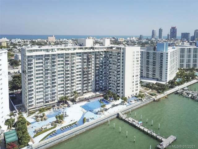 1000 West Ave #1123, Miami Beach, FL 33139 (MLS #A10991396) :: Prestige Realty Group