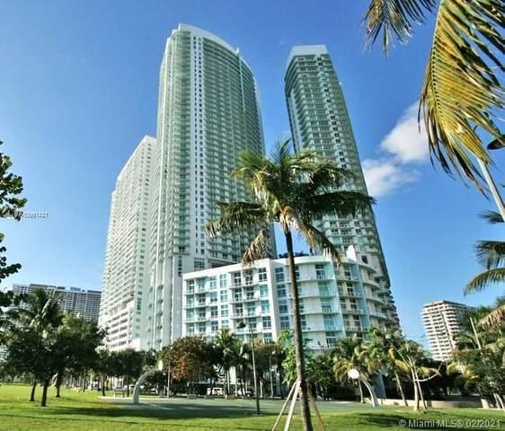 1900 N Bayshore Dr #3801, Miami, FL 33132 (MLS #A10991421) :: Jo-Ann Forster Team